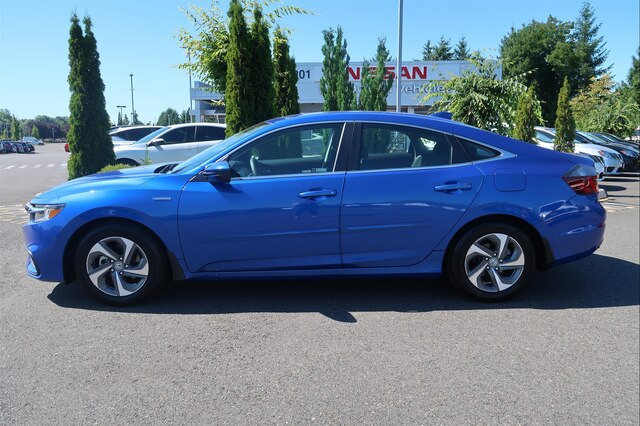 Pre-Owned 2019 Honda Insight EX