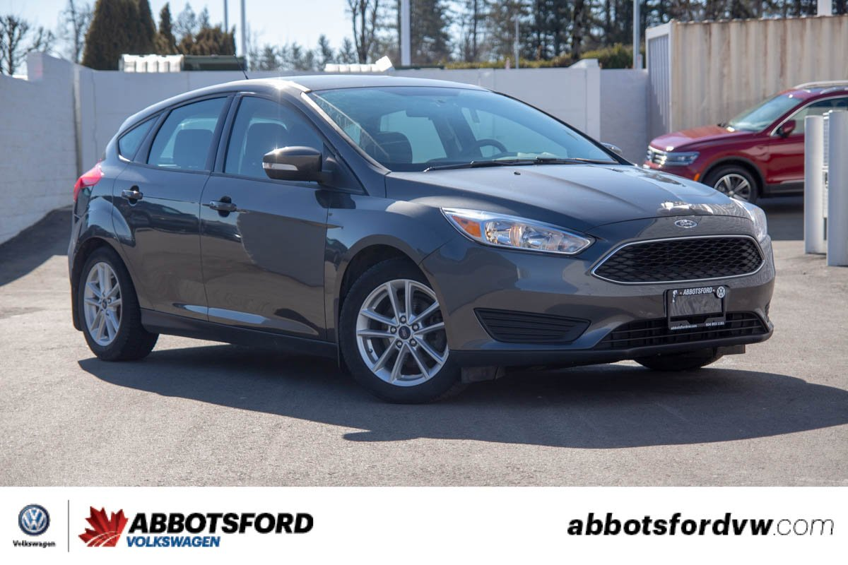 Pre-Owned 2016 Ford Focus SE NO ACCIDENTS, BC CAR, AWESOME PRICE!