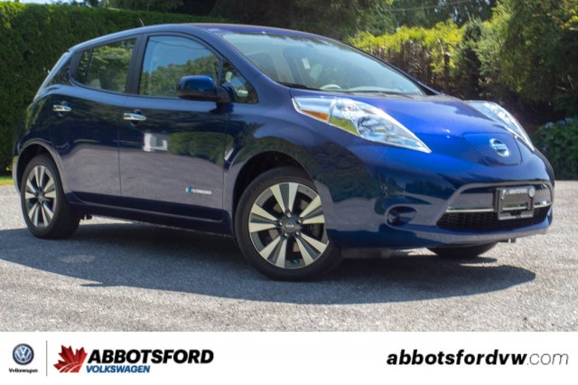 Pre-Owned 2016 Nissan LEAF SV SINGLE OWNER, NO ACCIDENTS, SUPER LOW KM!