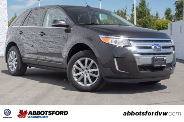 Pre-Owned 2013 Ford Edge Limited NO ACCIDENTS, LOCAL CAR, FULLY LOADED!