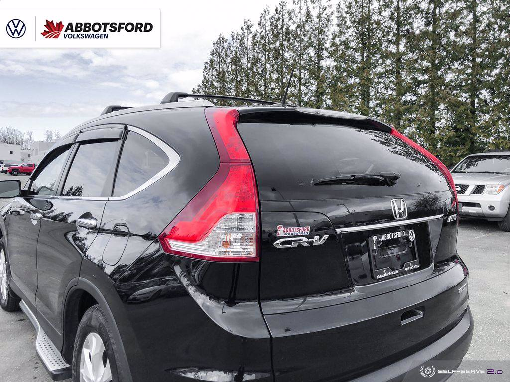 Pre-Owned 2014 Honda CR-V Touring