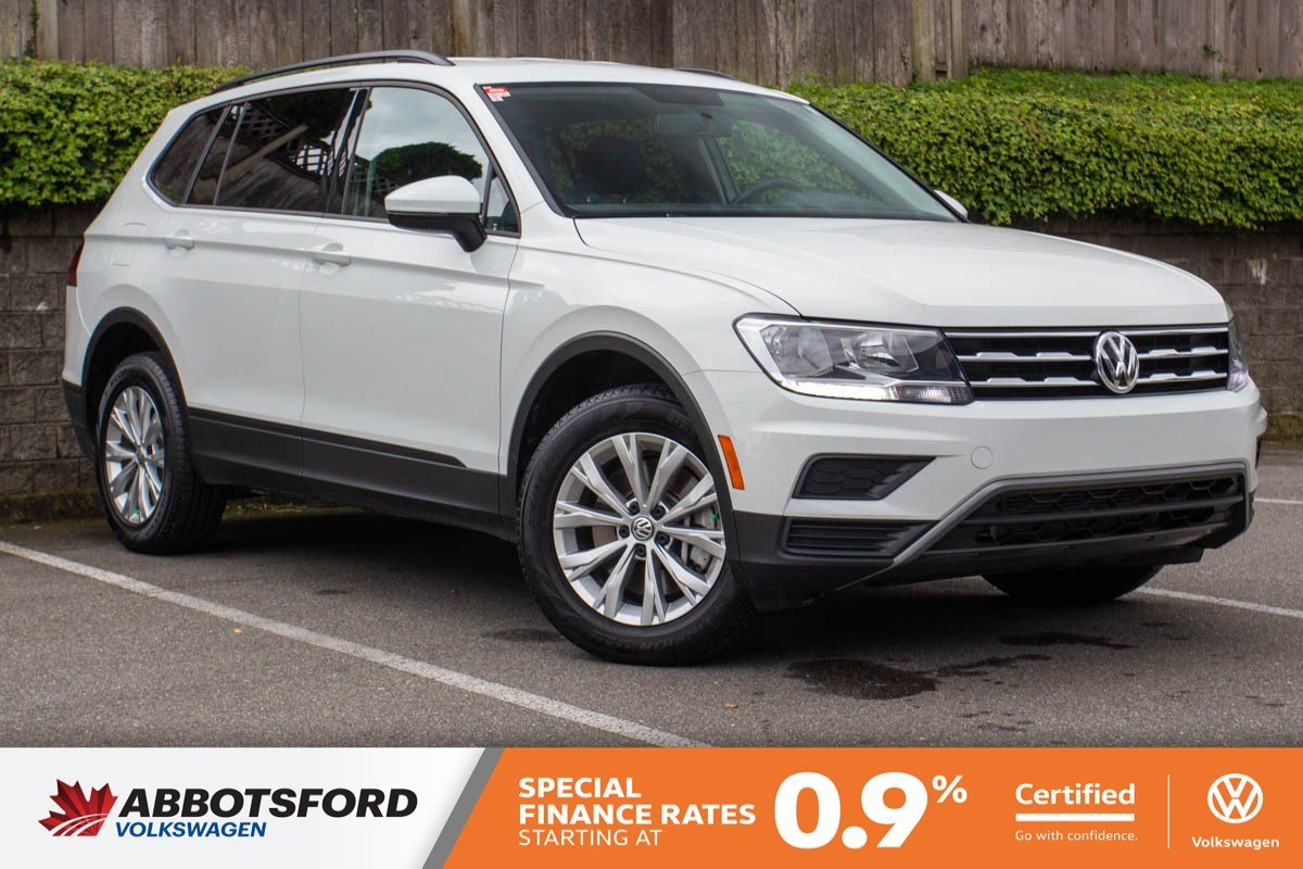 Certified Pre-Owned 2019 Volkswagen Tiguan Trendline 4MOTION AWD, GREAT CONDITION, NO ACCIDENTS, WELL EQUIPPED!