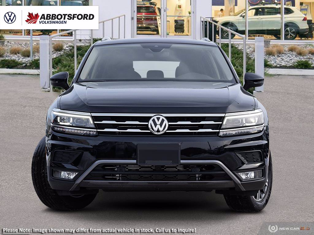 New 2020 Volkswagen Tiguan Highline