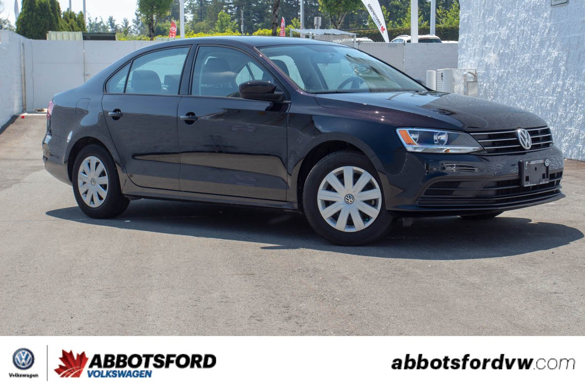 Pre-Owned 2017 Volkswagen Jetta Sedan Trendline ONE OWNER, NO ACCIDENTS, LOCAL CAR!