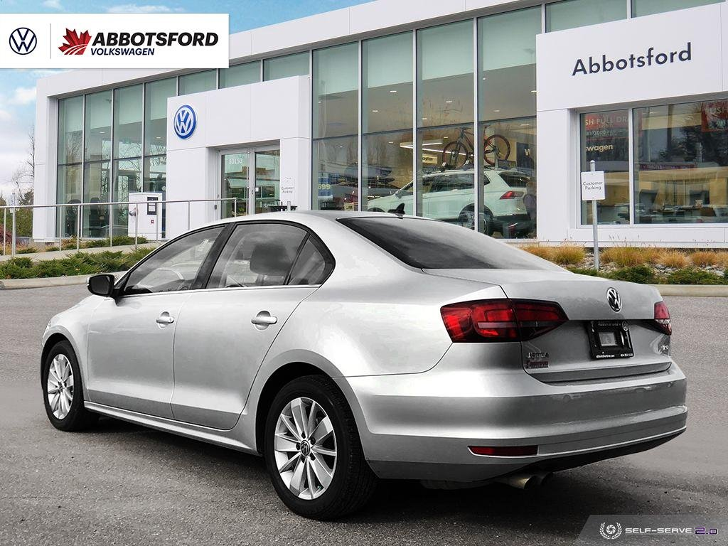 Certified Pre-Owned 2016 Volkswagen Jetta Sedan Trendline+ MANUAL, SUNROOF, HEATED SEATS, B.C. CAR!