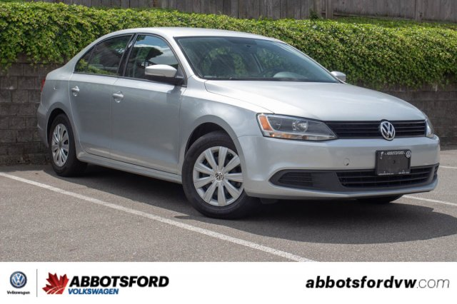 Pre-Owned 2014 Volkswagen Jetta Sedan Trendline NO ACCIDENTS, LOCAL CAR, GREAT PRICE!