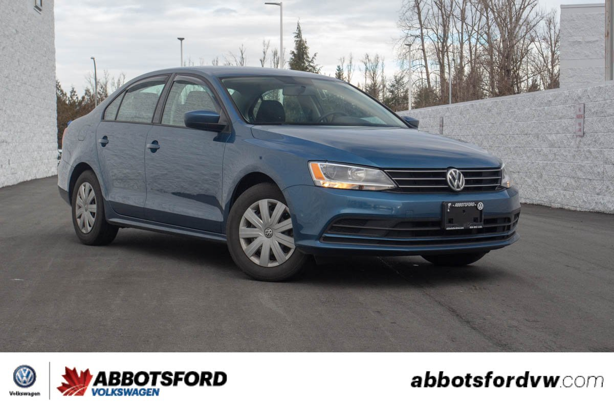 Certified Pre-Owned 2017 Volkswagen Jetta Sedan Trendline+ ONE OWNER, NO ACCIDENTS, LOCAL CAR!