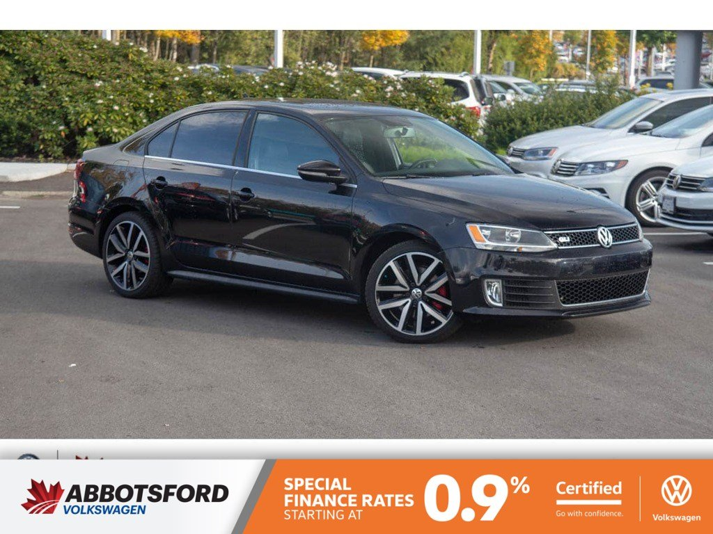 Certified Pre-Owned 2013 Volkswagen Jetta GLI GLI LOW KM, NO ACCIDENTS, AWESOME PRICE!