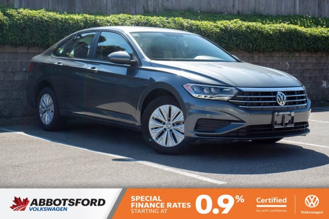 Certified Pre-Owned 2019 Volkswagen Jetta Comfortline SINGLE OWNER, LOCAL CAR, NO ACCIDENTS!
