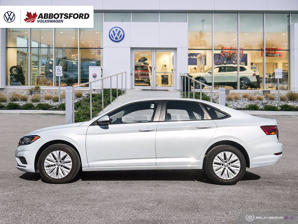 Certified Pre-Owned 2019 Volkswagen Jetta Comfortline GREAT GAS MILEAGE, GOOD CONDITION, NO ACCIDENTS!