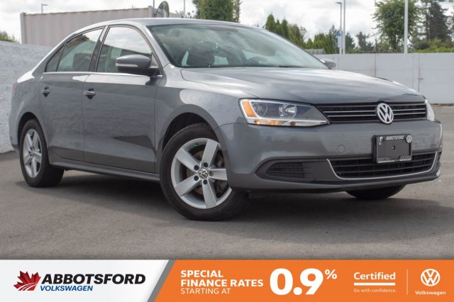 Certified Pre-Owned 2014 Volkswagen Jetta Sedan Comfortline GREAT PRICE, B.C. CAR, GREAT COMMUTER!