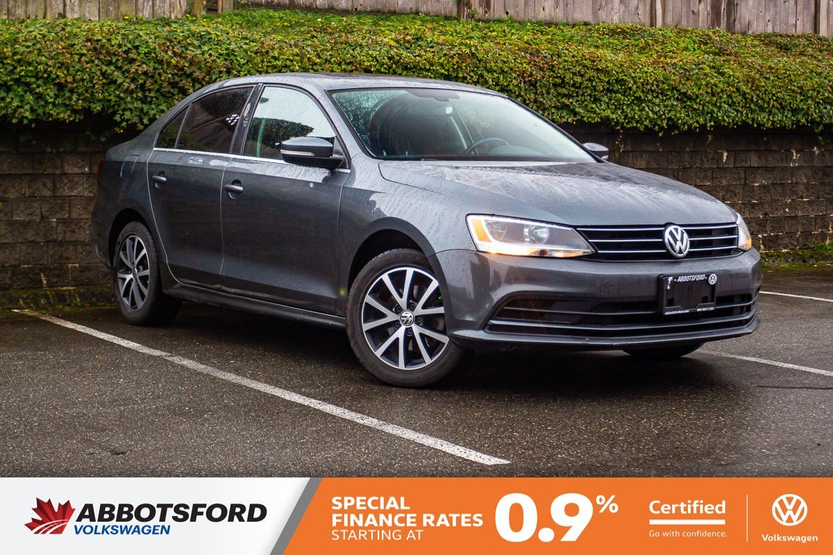 Certified Pre-Owned 2016 Volkswagen Jetta Sedan Comfortline NO ACCIDENTS, GREAT PRICE, LOCAL CAR!