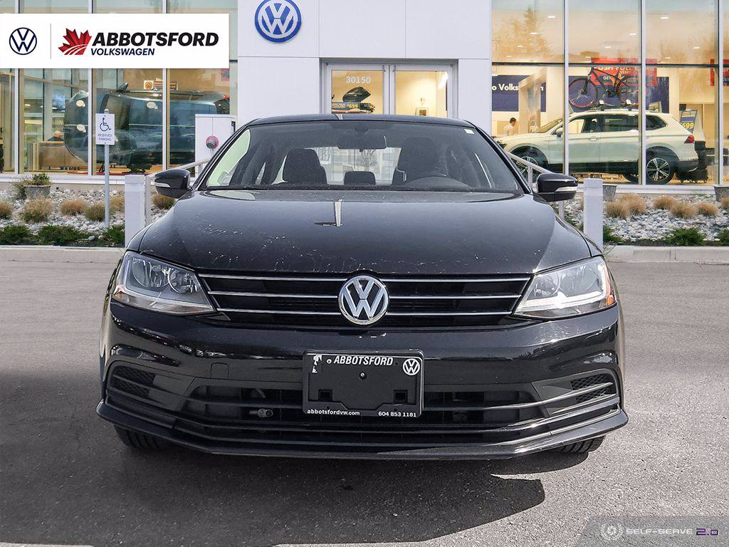 Certified Pre-Owned 2017 Volkswagen Jetta Wolfsburg Edition NO ACCIDENTS, LOCAL CAR, SUNROOF!