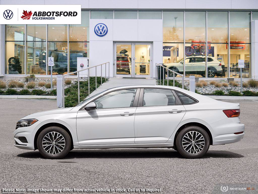 New 2020 Volkswagen Jetta Highline