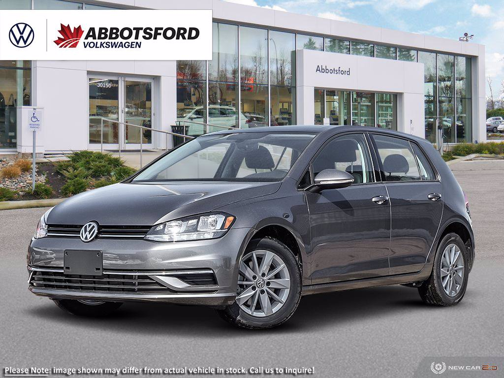 New 2019 Volkswagen Golf Comfortline