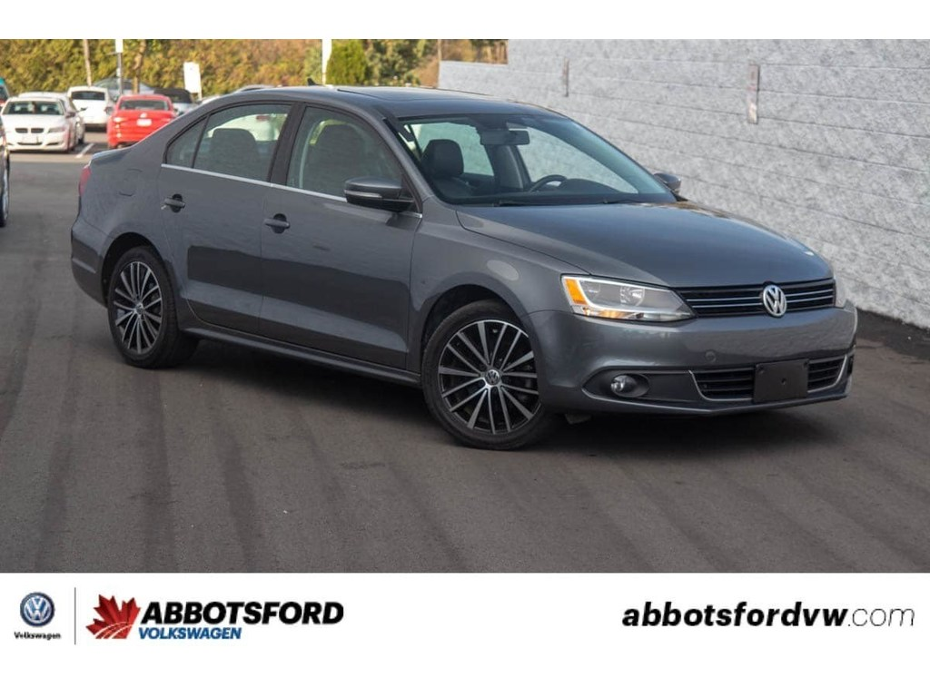 Pre-Owned 2014 Volkswagen Jetta - NO ACCIDENTS,DIESEL,BC CAR,LEATHER