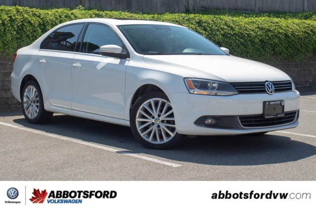 Pre-Owned 2012 Volkswagen Jetta Sedan Highline TDI LOCAL, NO ACCIDENTS, GREAT PRICE!