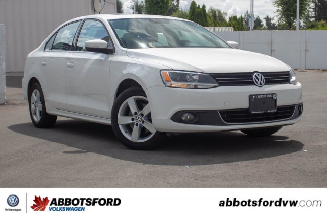 Pre-Owned 2013 Volkswagen Jetta Sedan Comfortline TDI GREAT ON FUEL, LOW KM, B.C. CAR!