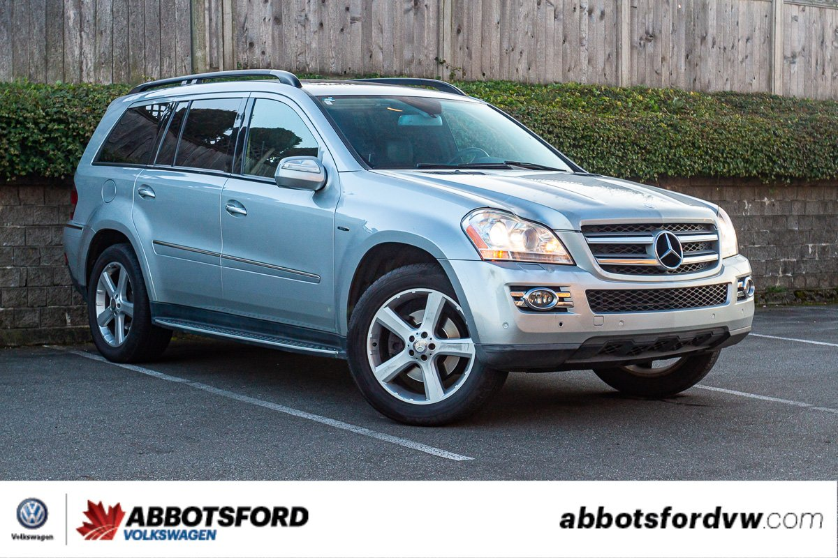 Pre-Owned 2009 Mercedes-Benz GL-Class BlueTEC AWD, GOOD CONDITION, GOOD PRICE, WELL EQUIPPED!