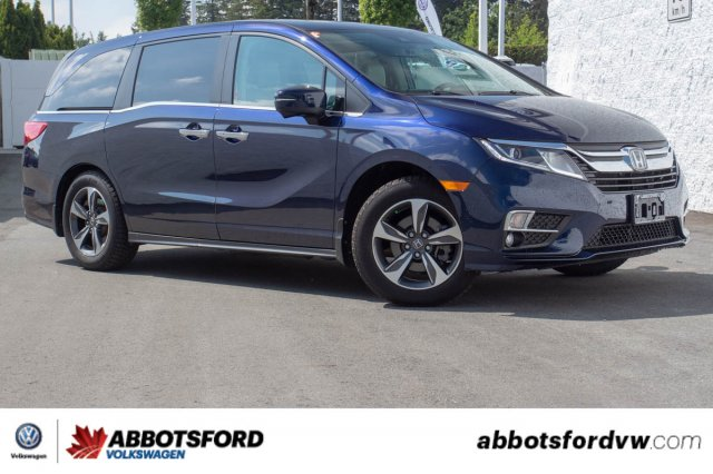 Pre-Owned 2018 Honda Odyssey EXL NO ACCIDENTS, SUPER LOW KM, SEATING FOR 8!