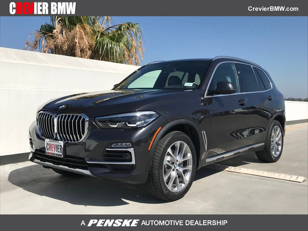 New 2020 Bmw X5 Sdrive40i Sports Activity Vehicle Suv In Santa Ana 403335 Crevier Bmw