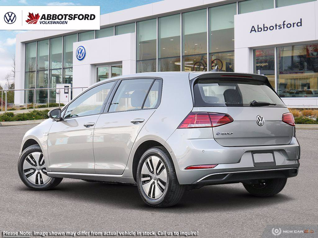 New 2020 Volkswagen e-Golf Comfortline