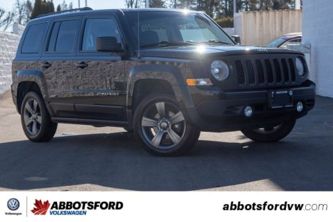 Pre-Owned 2014 Jeep Patriot Sport ONE OWNER, BC CAR, AWESOME PRICE!