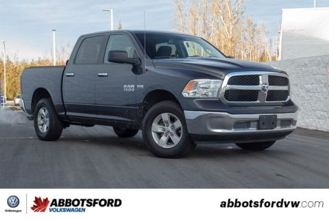 Pre-Owned 2016 Ram 1500 SLT NO ACCIDENTS, GREAT VALUE, GOOD CONDITION!