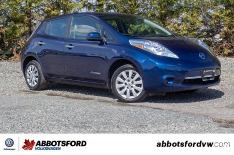 Pre-Owned 2016 Nissan LEAF S FULLY ELECTRIC, LOW KM, AWESOME PRICE!