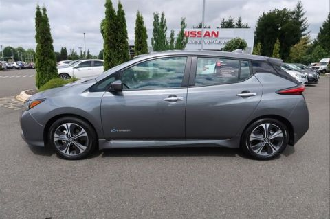 Certified Pre-Owned 2018 Nissan LEAF SV