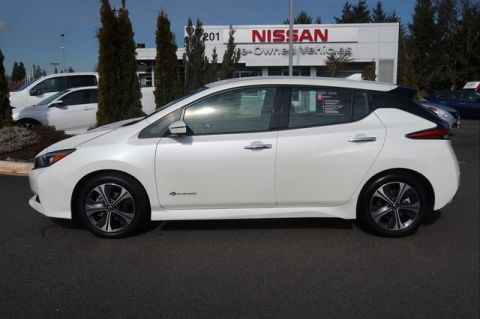 Certified Pre-Owned 2019 Nissan LEAF SL