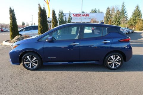 Certified Pre-Owned 2019 Nissan LEAF S PLUS