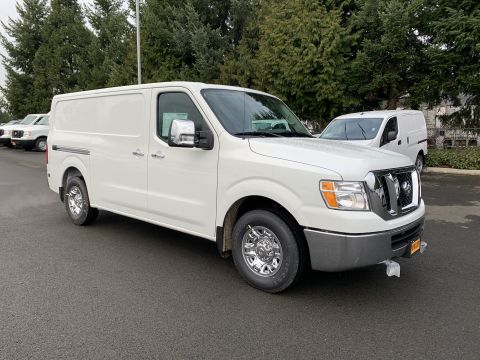 New 2020 Nissan NV Cargo NV3500 HD SL V8