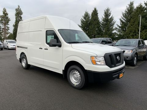 New 2020 Nissan NV Cargo NV2500 HD S V6