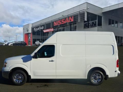 New 2019 Nissan NV Cargo NV2500 HD SL V6