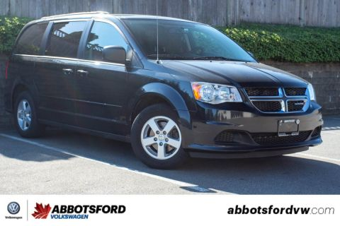 Pre-Owned 2012 Dodge Grand Caravan SXT REAR ENTERTAINMENT, GREAT PRICE, B.C. CAR!