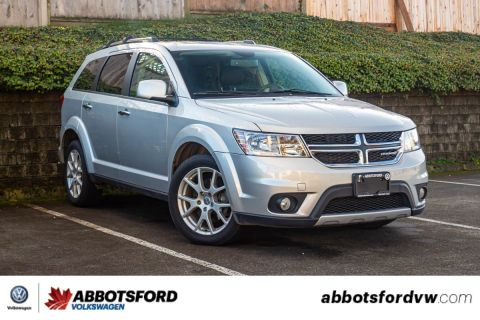 Pre-Owned 2014 Dodge Journey R/T AWD, GREAT CONDITION, NO ACCIDENTS, LOCAL CAR!