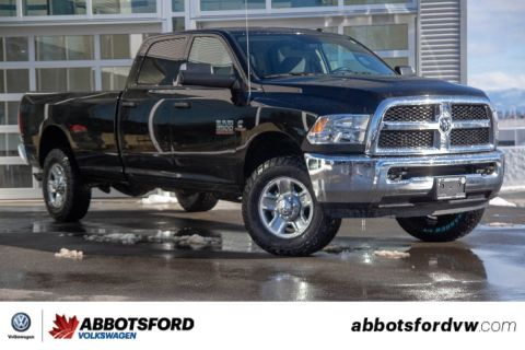 Pre-Owned 2018 Ram 3500 SLT ONE OWNER, NO ACCIDENTS, BC CAR!