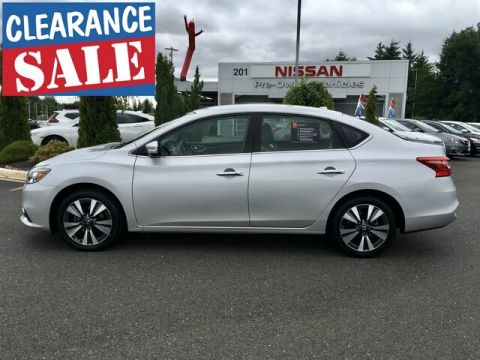 Certified Pre-Owned 2017 Nissan Sentra SL with Navigation