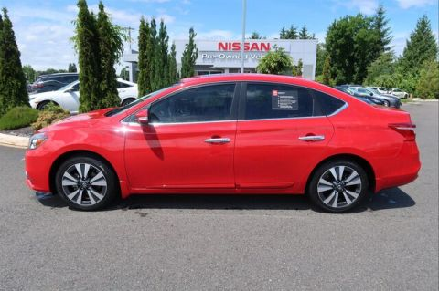 Certified Pre-Owned 2018 Nissan Sentra SL