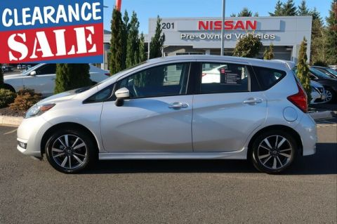 Certified Pre-Owned 2018 Nissan Versa Note SR