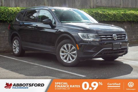 Certified Pre-Owned 2019 Volkswagen Tiguan Trendline NO ACCIDENTS, GREAT DEAL, WELL EQUIPPED!
