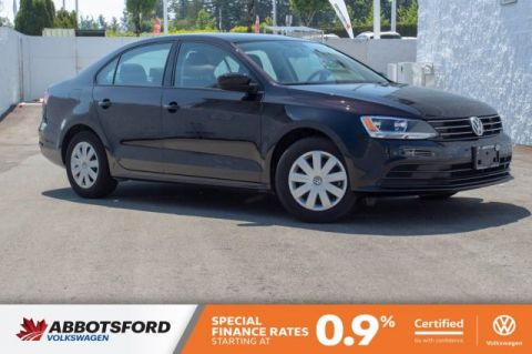 Certified Pre-Owned 2017 Volkswagen Jetta Sedan Trendline ONE OWNER, NO ACCIDENTS, LOCAL CAR!