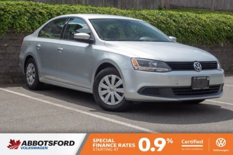 Certified Pre-Owned 2014 Volkswagen Jetta Sedan Trendline NO ACCIDENTS, LOCAL CAR, GREAT PRICE!