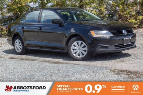 Certified Pre-Owned 2013 Volkswagen Jetta Sedan Trendline ONE OWNER, NO ACCIDENTS, PRICED TO SELL!