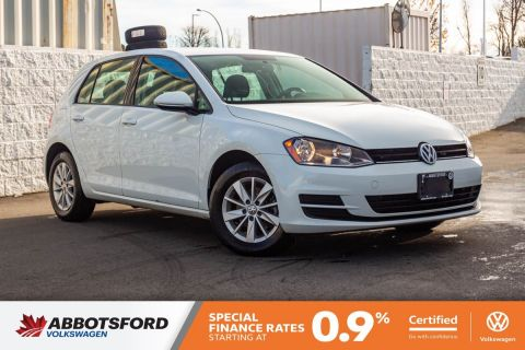Certified Pre-Owned 2015 Volkswagen Golf Trendline GREAT CONDITION, NO ACCIDENTS, LOCAL CAR!