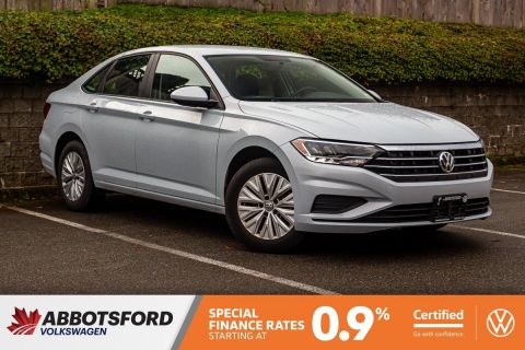 Certified Pre-Owned 2019 Volkswagen Jetta Comfortline ONE OWNER, NO ACCIDENTS, B.C. CAR!