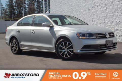 Certified Pre-Owned 2015 Volkswagen Jetta Sedan Comfortline NO ACCIDENTS, LOCAL, WELL EQUIPPED!