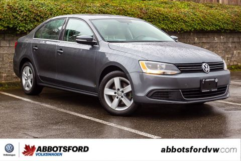 Pre-Owned 2014 Volkswagen Jetta Sedan Comfortline SUNROOF, GREAT PRICE, LOCAL CAR!