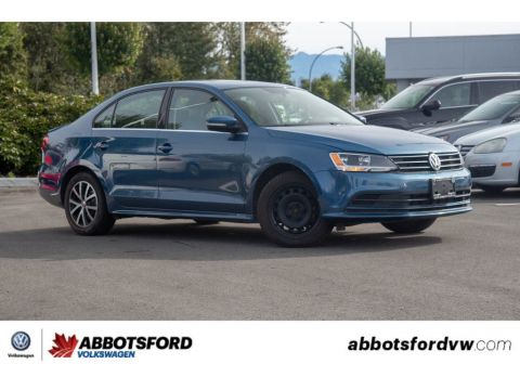 Certified Pre-Owned 2015 Volkswagen Jetta Sedan Comfortline LOCAL CAR, GREAT CONDITION, LOW KILOMETRES
